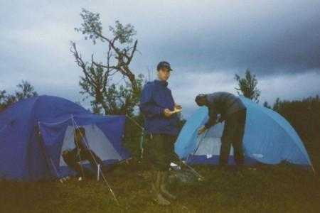 Tjärnberg 1995
