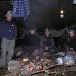 Lägerplats vid Kaitumälven